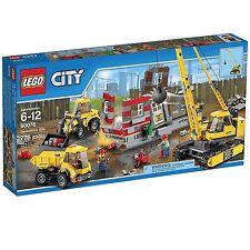 LEGO City Demolition Site BUILDING SET, Instructions 60076 LEGO SET