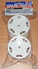Tamiya 51206 Off-Road Astral-Dish Rear Wheels (60/29) (DT02/DT03), NIP