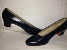 """Red Cross Shoes Comfort Hit Black 3.5"""" Heel Size 8.5 M"""