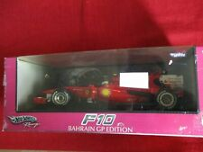 Hot Wheels® T6287 1:18 FERRARI F10 BAHRAIN GP EDITION F. ALONSO NEU OVP