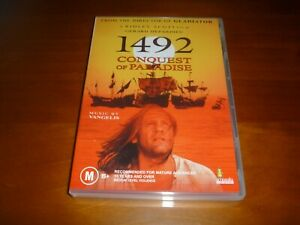 1492 Conquest Of Paradise DVD