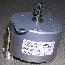 Mitsumi 7.5 Step Stepping Motor RH7-1533 01 from HP Color LaserJet 1500L Q2488A