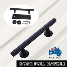 "Stainless Steel Sliding Barn Door Handle&Flush Pull Wood Door Gate Hardware 12"""
