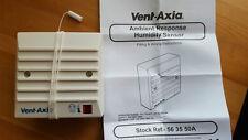 Vent Axia Ambient Response humidity sensor Ref:563550