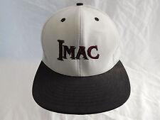 Imac Baseball Cap Hat Snapback Apple Computer ?