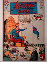 Action Comics #311 (1964) DC Comics VG- Comic Book Superman King of Earth
