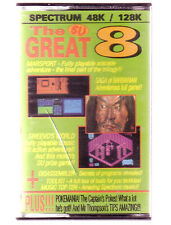 Sinclair User: The Great 8 - No 15 - February 1992 (Magazine Covertape) Spectrum