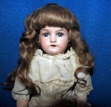 New ListingAm 370 Antique German bisque doll