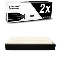 2x Cartridge Black Replaces Lexmark 20K1403
