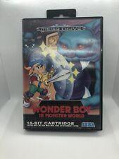 wonderboy in monster world Sega Mega Drive