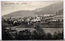Postkarte 1925 - BAD ILMENAU i. Thür. - Villenviertel
