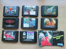 SEGA Mega Drive - 8 Games - ONE price