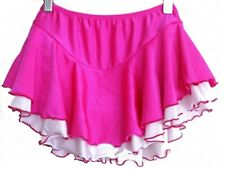 Nwt Jerry's Double Georgette skating Skirt Pink/White size S