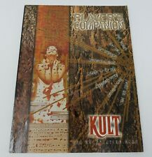 Metropolis Kult Players Companion Roleplaying Game