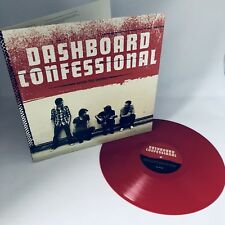 Dashboard Confessional ALTER THE ENDING New Vinyl LP Color Record SEALED GATEFLD