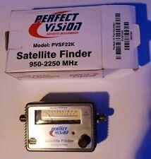 Perfect Vision Satellite Finder Model #PVSF22K