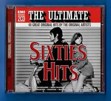 VARIOUS ARTISTS EMI 2-CD THE ULTIMATE SIXTIES HITS CD(2010)5099964034225 EMIGold