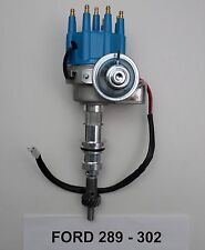 SMALL BLOCK FORD 289-302 BLUE Small HEI Distributor-Ready to Run-electronic