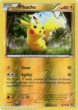 Pikachu 48/162 BREAKthrough Reverse Holo Mint Pokemon Card