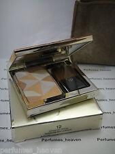 Shiseido Cle de Peau Beaute  # 12  GOLD Luminizing Face Enhancer  10g / .35 oz