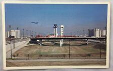 Vintage Postcard Dallas Fort Worth Airport