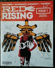 Red Rising Magazine Issue 1 Indigenous Aboriginal First Nations Current Affairs