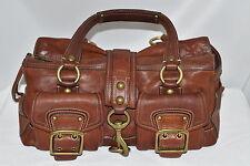 COACH Vintage WHISKEY Vachetta Legacy MANDY Courier $698 Purse Handbag #10330