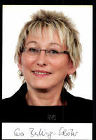 Eva Bulling Schröter Foto Original Signiert ## BC 42164