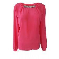 Dorothy Perkins Women's Polyester Long Sleeve Sleeve Tops & Shirts