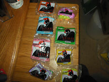 1993 MCDONALD'S HAPPY MEAL TOYS COMPLETE SET BATMAN ANIMATED SERIES & 4 BOXES