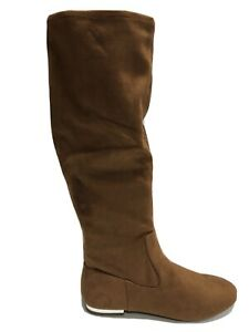 Jessica Simpson, Gilia Womens Knee High Boots Suede 8.5 M