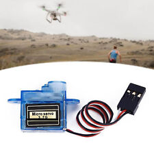 Tiny Micro Nano Servo 3.7g For RC Airplane Helicopter Drone Boat BBC