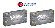 Kleenex Mansize Tissues 18 X 90's a Pack EX VAT BULK OFFER Rate