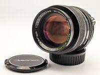 Tamron Adaptall 105mm F/2.5 Prime Lens BBAR MC With Nikon Ai Mount Adapter