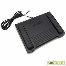 ECS Infinity Heavy Duty Foot Pedal For Dictaphone 177585 (Model: IN-585)