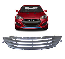 2013-2016 Genesis Coupe Front Bumper Lower Grille Genuine Hyundai