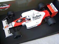 1/18 Minichamps 1988 Alain Prost MARLBORO McLaren Honda WORLD CHAMP F1 Formula