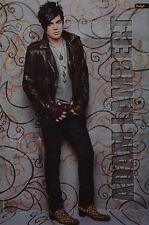 ADAM LAMBERT - A3 Poster (ca. 42 x 28 cm) - Clippings Fan Sammlung NEU