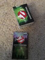 2016 Cryptozoic Ghostbusters Complete 97 Card Set - Base Set & 5 Subsets&Wrapper