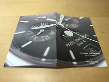 Booklet PATEK PHILIPPE New Model 2006 - Annual Calendar Ref. 5146P