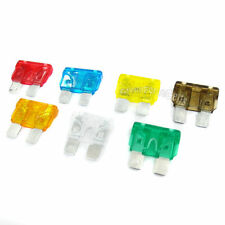 70 pcs Standard Auto Car ATO ATC Blade Fuses Automotive Fuse Assortment US Stock