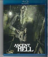 Ascent to Hell (Blu-Ray) Haunted factory