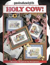 Holy Cow Inspired by Scripture Cross Stitch Patterns   #404
