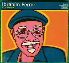 Ibrahim Ferrer Ay, Candela 2005 cd (a6) salsa