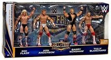 The Four Horsemen Hall of Fame WWE Elite, Ric Flair Arn Anderson, 4Pack Figures