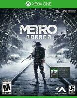 Metro Exodus Microsoft Xbox One Brand New Sealed