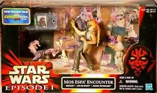 Star Wars Mos Espa Encounter 3 figure pack Sebulba + Jar Jar Bink & Anakin