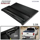 FIT FOR 07-2013 TOYOTA TUNDRA 5.5FT EXTRA SHORT BED LOCK TRI-FOLD TONNEAU COVER