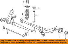 VOLVO OEM 93-97 850 Rear-Trailing Control Arm 8250452