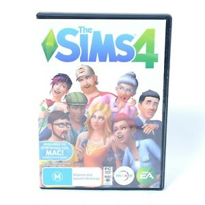 The Sims 4 PC Video Game in Excellent Condition.